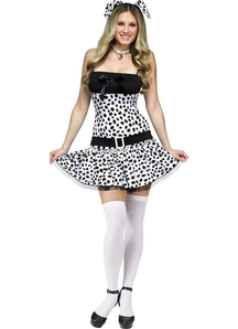 Lady Dalmatian Adult Costume