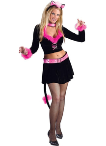 Lady Kitty Adult Costume