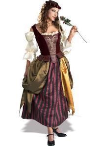 Lady Renaissance Adult Costume - 13476