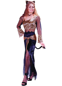 Leopard Cat Adult Costume