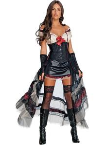 Lilah Jonah Hex Adult Costume