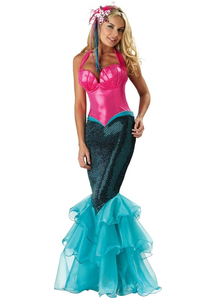 Little Mermaid Adult Costume