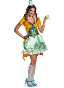 Mad Hatter Female Adult Costume