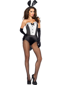 Magic Bunny Adult Costume