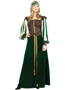 Maid Marion Adult Costume