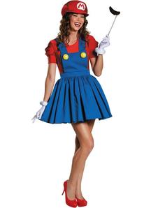 Mario Female Adult Kit