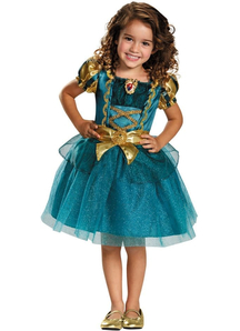 Merida Toddler Costume