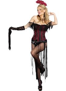 Miss Burlesque Adult Costume