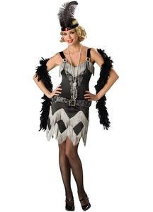 Miss Charlston Adult Costume