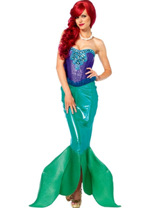Miss Mermaid Costume Adult