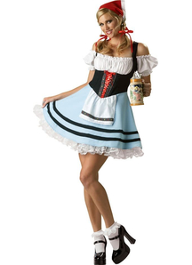 Miss Oktoberfest Adult Costume