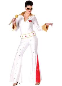 Miss Presley Adult Costume