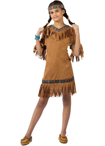 Native American Girl Child Costume