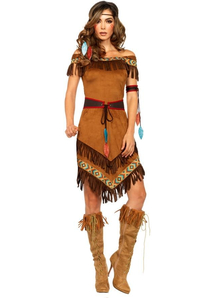 Native Diva Adult Costume