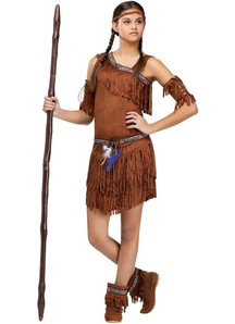 Native Girl Costume