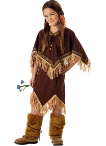 Native Princess Child Costume