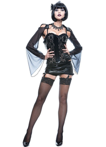 Night Witch Adult Costume