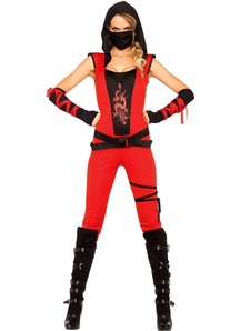Ninja Assasin Costume Adult
