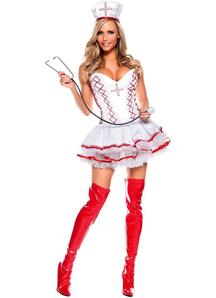 Nurse Sexy Adult Costume