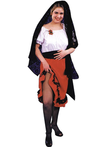 Peasant Female Adult Costume