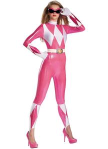 Pink Ranger Adult Costume