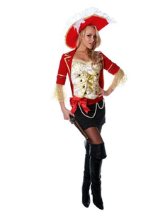 Pirate Queen Adult Costume