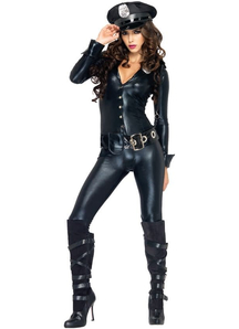 Police Officer Female Adult Costume