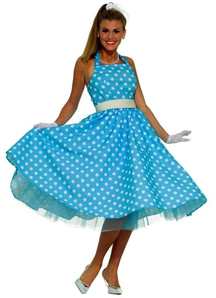 Polka Dot Adult Costume