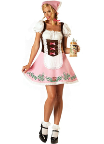Pretty Fraulein Adult Costume