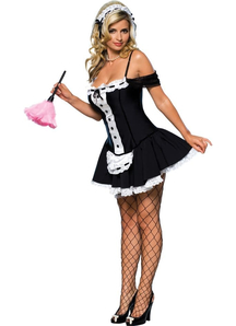Pretty Maid Adult Costume
