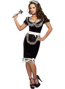 Pretty Maid Adult Plus Costume