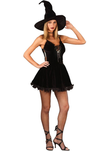 Pretty Witch Adult Costume
