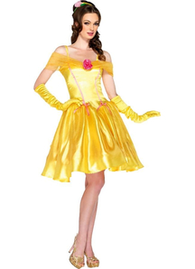 Princess Belle Disney Adult Costume