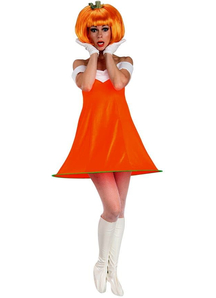 Pumpkin Princess Adult Costume