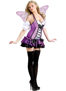 Purple Fairy Adult Costume