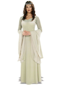 Queen Arwen Lord Of The Rings Adult Costume
