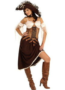 Queen Of The Sea Adult Costume