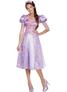 Rapunzel Disney Adult Costume