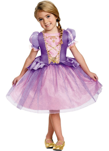 Rapunzel Toddler Costume