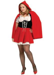 Riding Hood Plus Size Costume