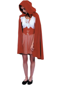 Riding Hoop Cape Adult