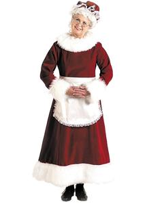 Santa Granny Adult Costume