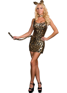 Sexy Catty Adult Costume