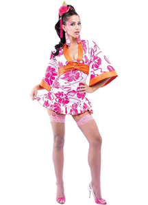 Sexy Geisha Adult Costume