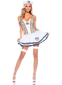 Sexy Sailor Adult Costume