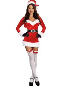 Sexy Santa Adult Costume