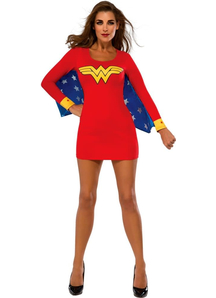 Sexy Wonder Woman Adult Costume - 13034