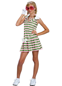 Sharpay Golf Child Costume