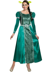 Shrek Fiona Adult Costume
