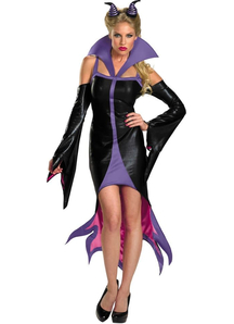 Sleeping Beauty Maleficient Adult Costume